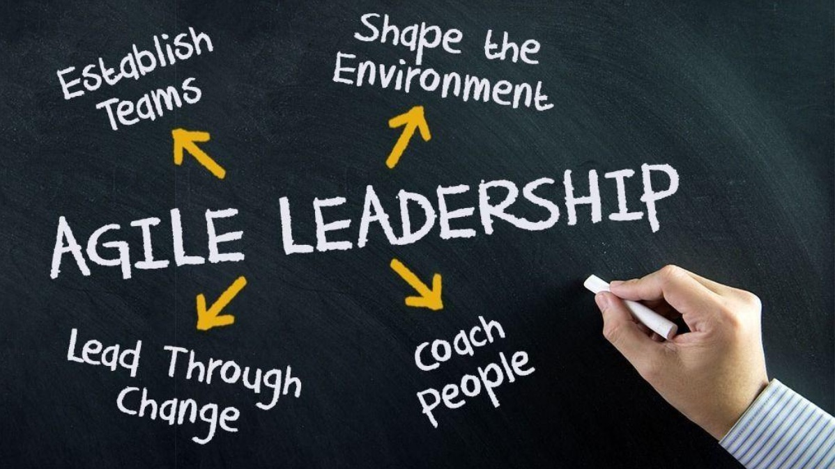 Are you tired of agile leaders? or do you want to be an amazing one?