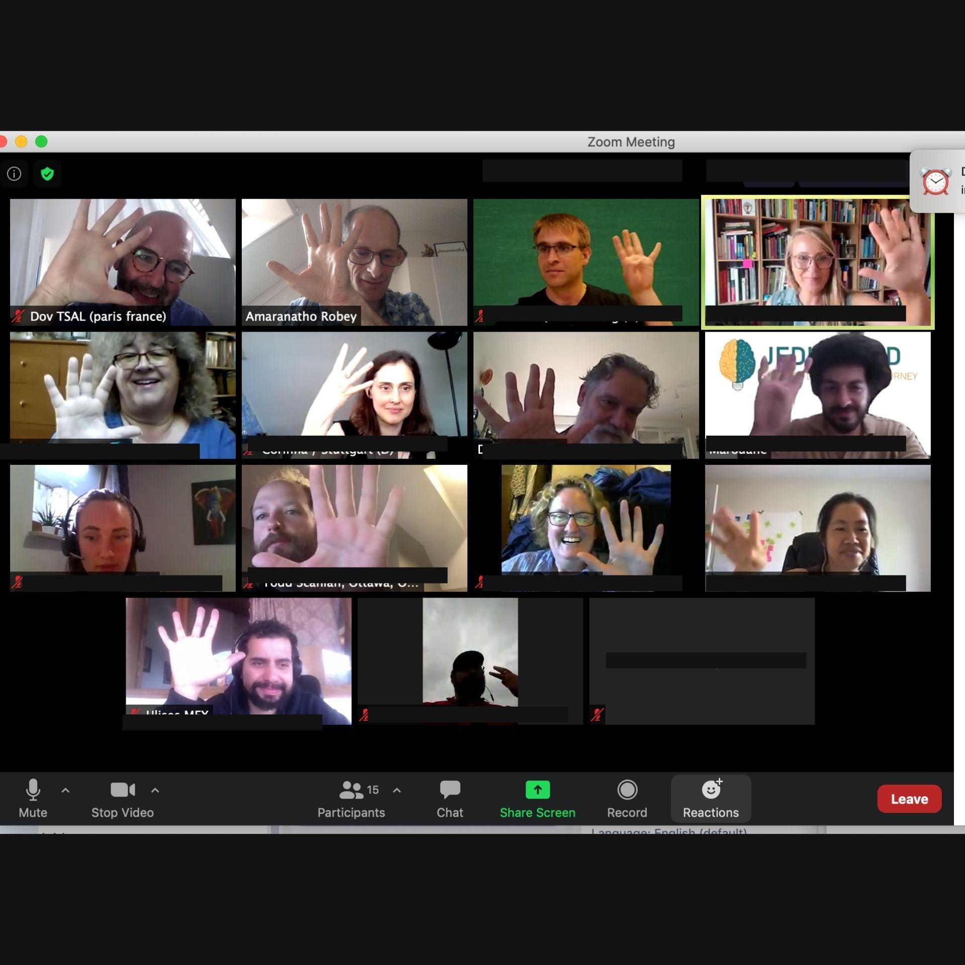 Agile Super-Vision workshop at Play14 2020
